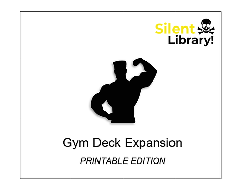 Gym Deck Expansion