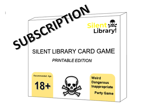 Silent Library Subscription