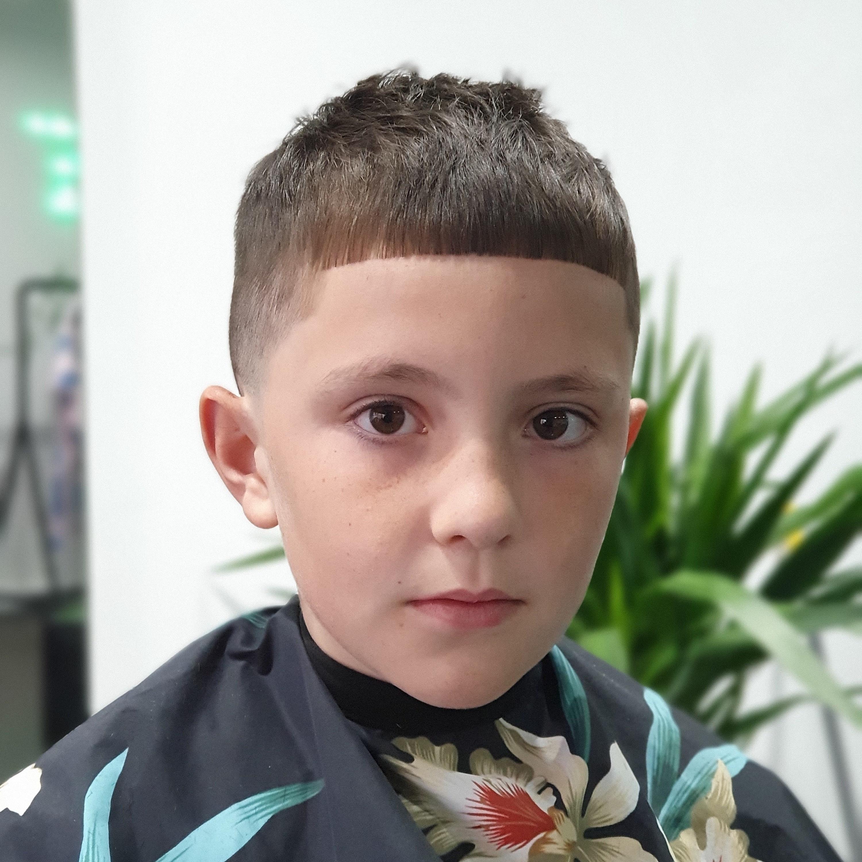 Kids Cut (Under 14)