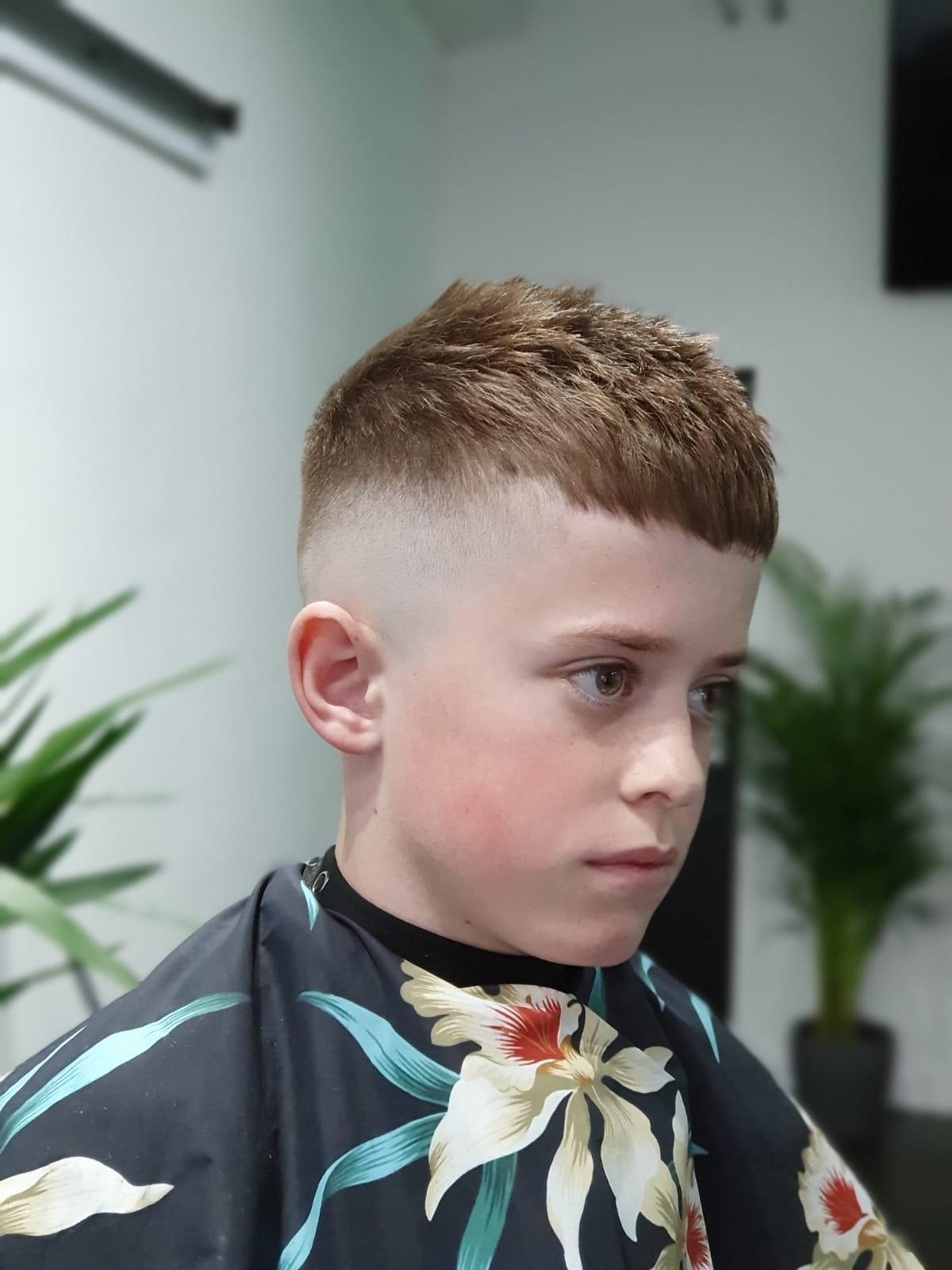 Kids Skin Fade (Under 14)