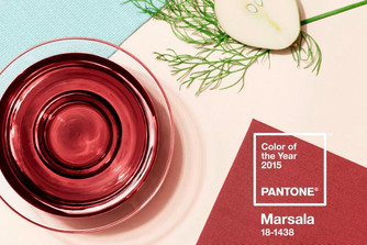 Marsala - the color of 2015