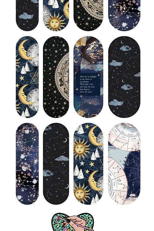 Astrology Constellation Decals