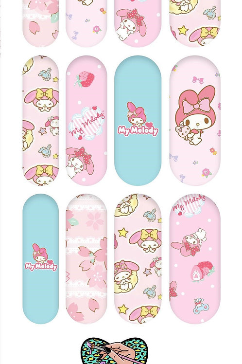 MY MELODY Decals