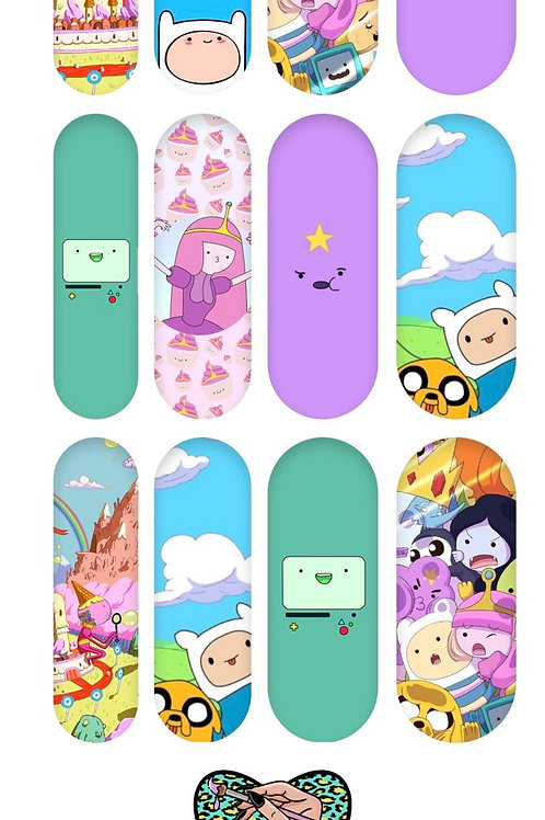 ADVENTURE TIME Decals
