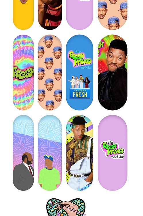 FRESH PRINCE OF BEL-AIR Decals