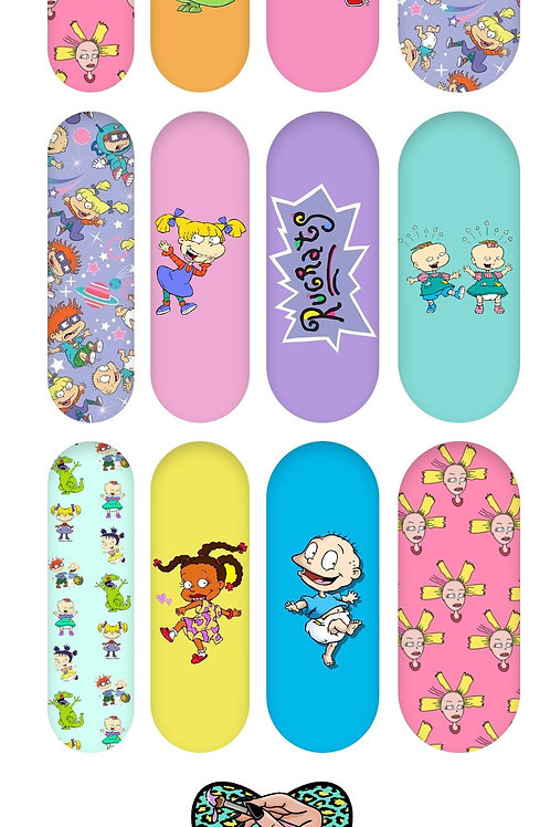 RUGRATS Decals