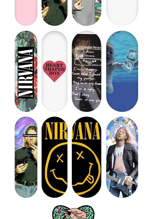 NIRVANA Decals