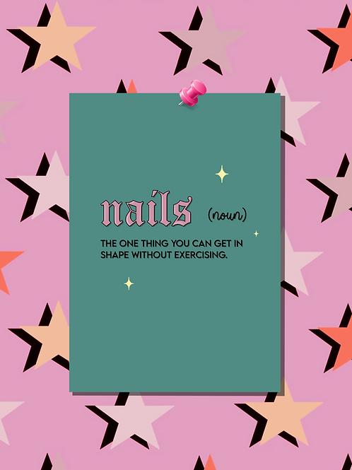 Nails Dictionary