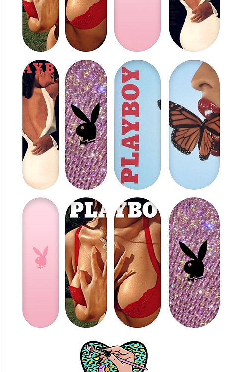 PLAYBOY Decals