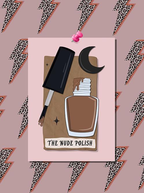 Tarot Card The Nude Polish