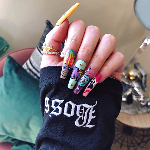 ULTIMATE 90s False Nails
