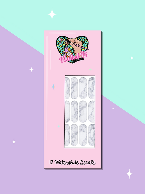 MARBLE Decals