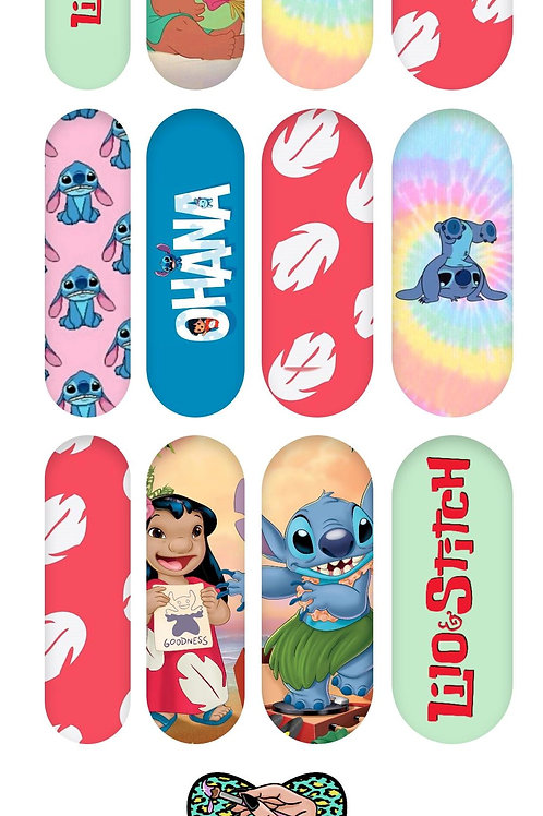 LILO & STITCH Decals