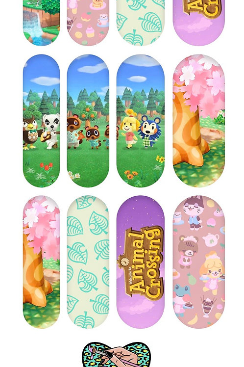 ANIMAL CROSSING Decals