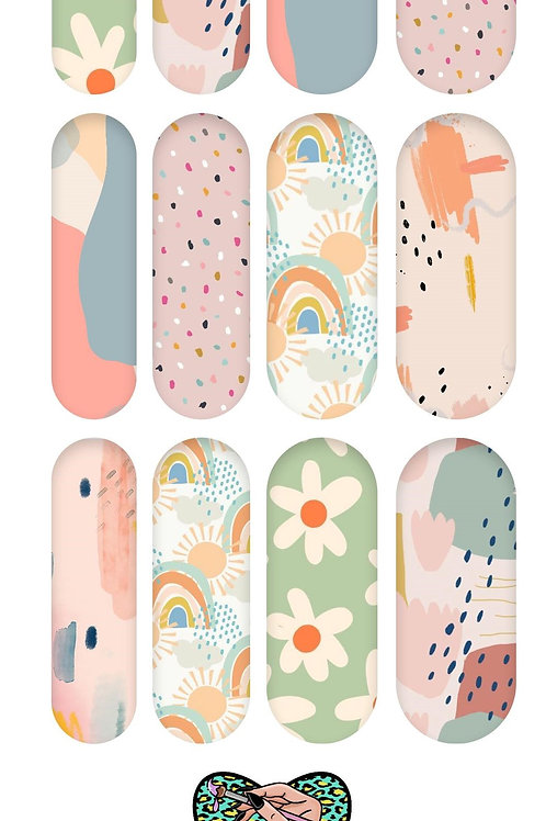 ABSTRACT Decals