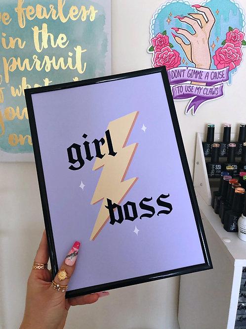 Girl Boss Bolt