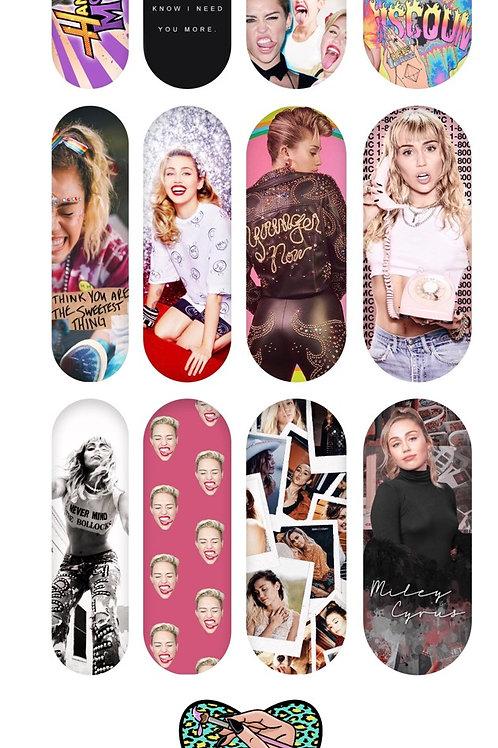 Miley Cyrus Decals
