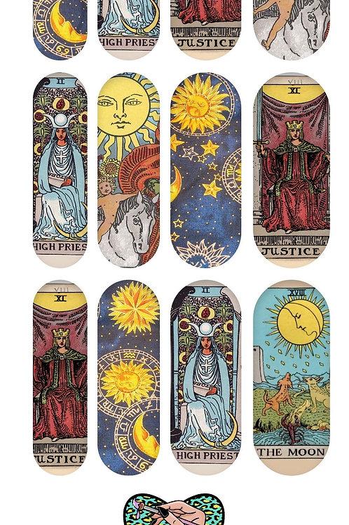 TAROT CARD Decals