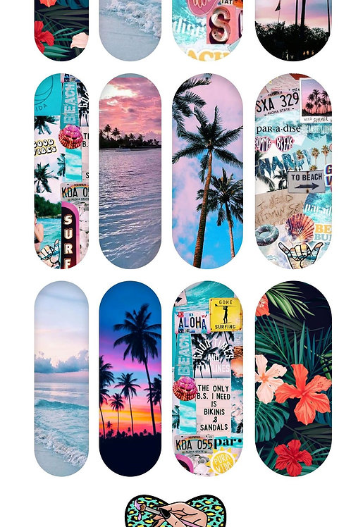 CALIFORNIA DREAMING Decals