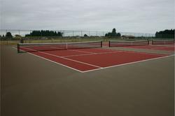 Prairie HS Tennis Courts*