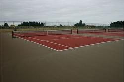 Prairie High School Tennis Courts