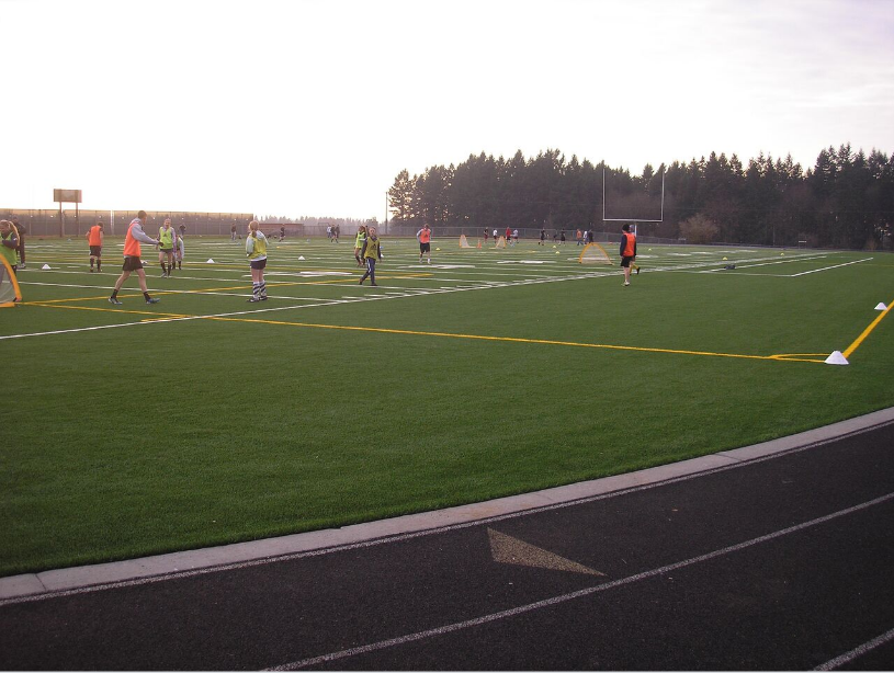Prairie High School Soccer Fields