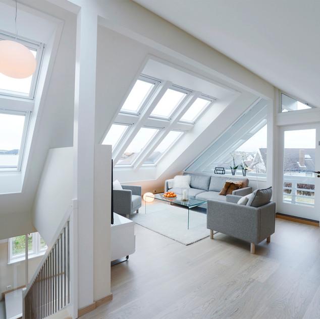 Dachfenster und weitere Fensterlösungen von Velux