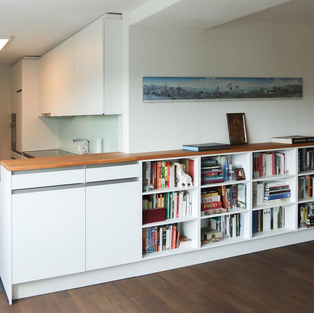 Sideboard als Ergänzung zur Küche