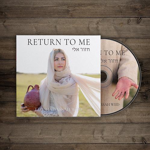 ReturnTo Me