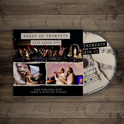 Feast of Trumpets Live ALBUM/DVD