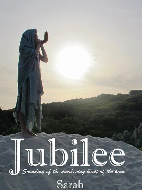 Jubilee- Sounding the awakening blast of the horn- Eng