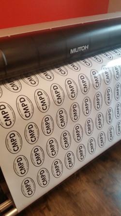 quantity bulk decals printing