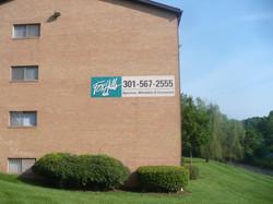 Apartment rental banner