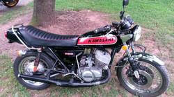 reproduction motorcycle decal