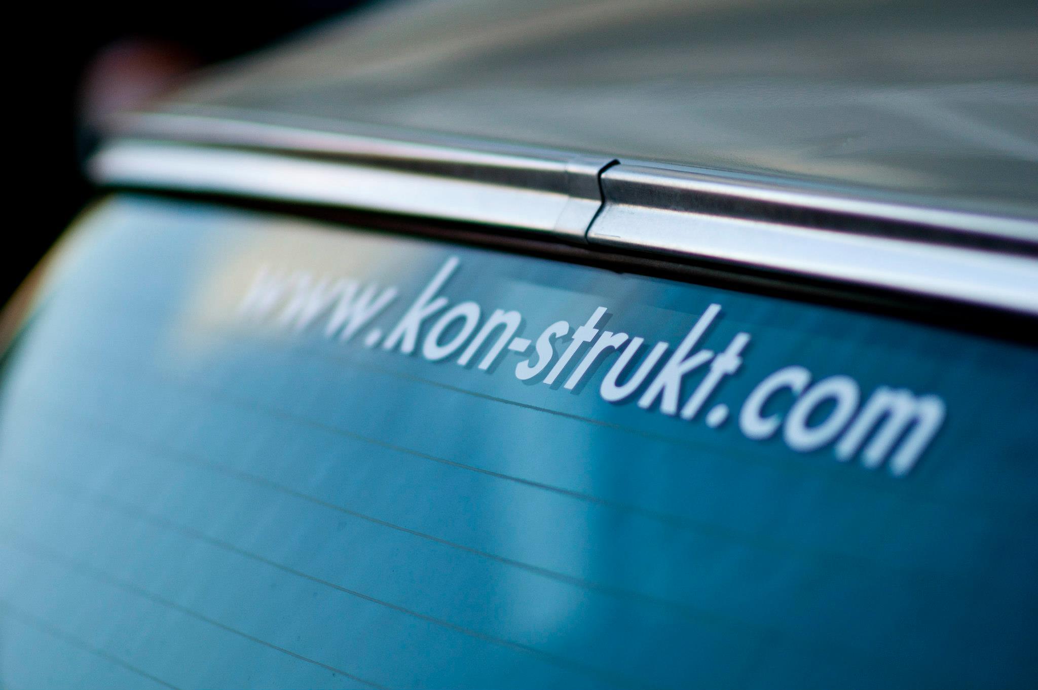 cut vinyl car decal