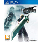 Jeu Final fantasy VII : Remake sur PS4