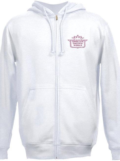 Womens Zipper Sweater