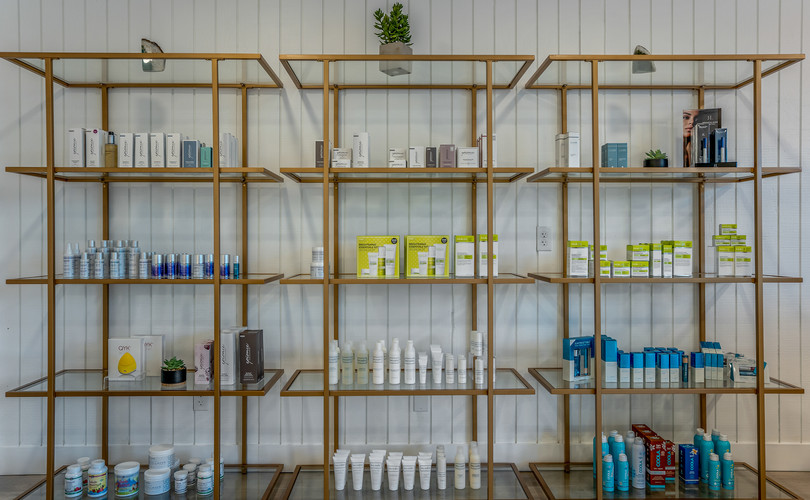 Highland Esthetics Skincare Products