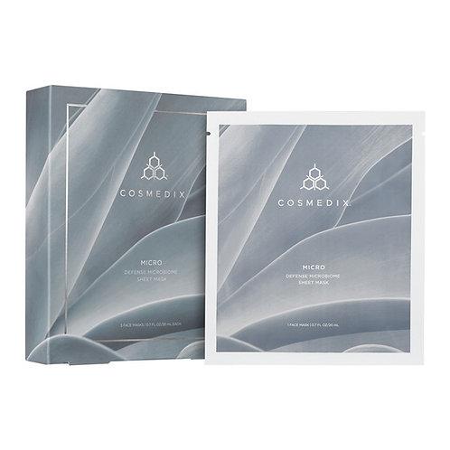 Cosmedix Microbiome Sheet Mask