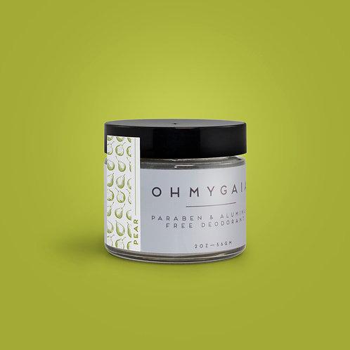Ohmygaia Deodorant Pear