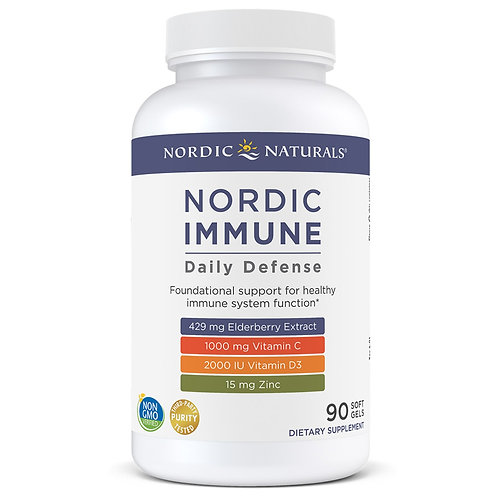 NordicNaturals Nordic Immune Daily