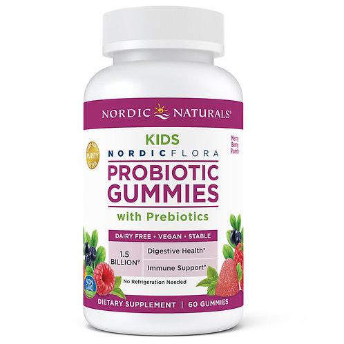 NordicNaturals Kids Probiotic Gummies