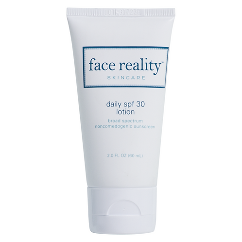 Face Reality Daily SPF 30 Lotion