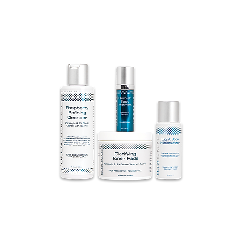 Skin Script Mild Acne Skin Kit