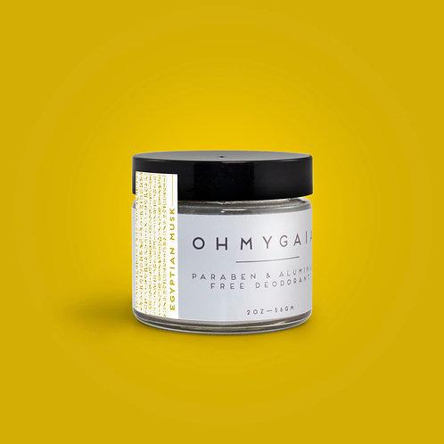 Ohmygaia Deodorant Egyptian Musk