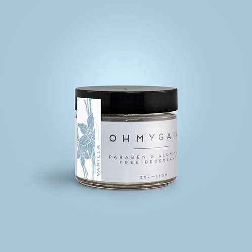 Ohmygaia Deodorant Vanilla