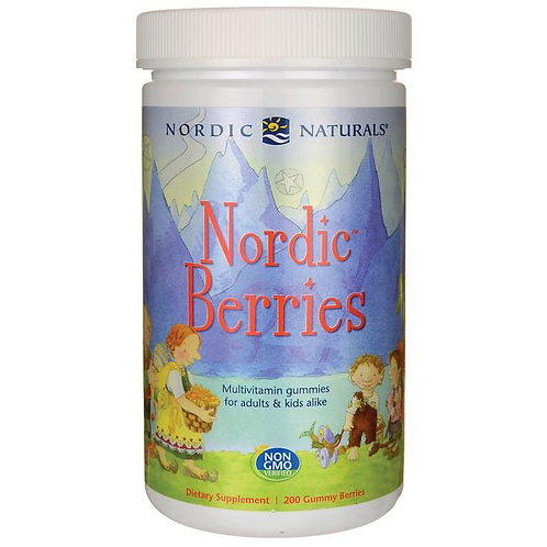 Nordic Berries Multivitamins