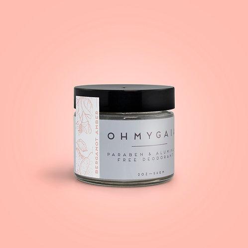 Ohmygaia Deodorant Bergamot Amber