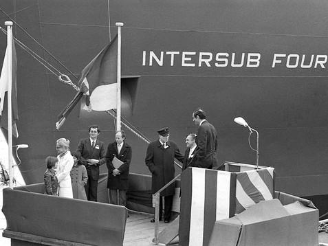 Ships inauguration
