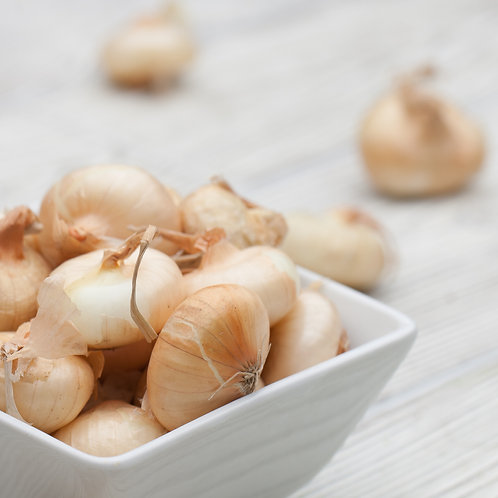 Onions, Cippolini, 1 Lb Bag